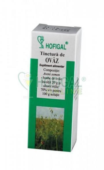 Tinctura de ovaz - 50 ml